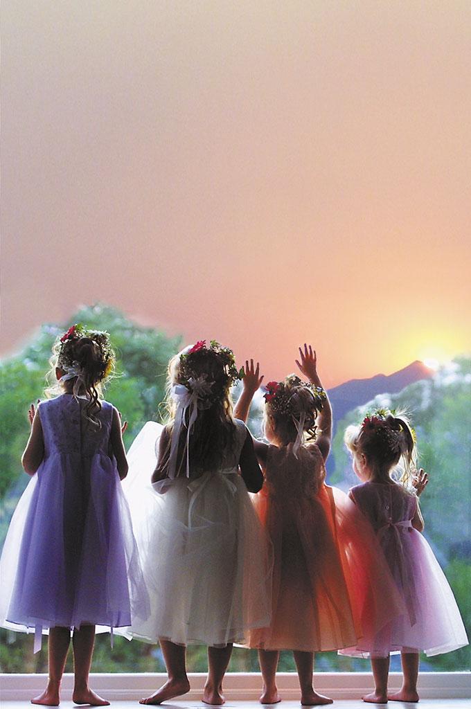 flowergirls-sky